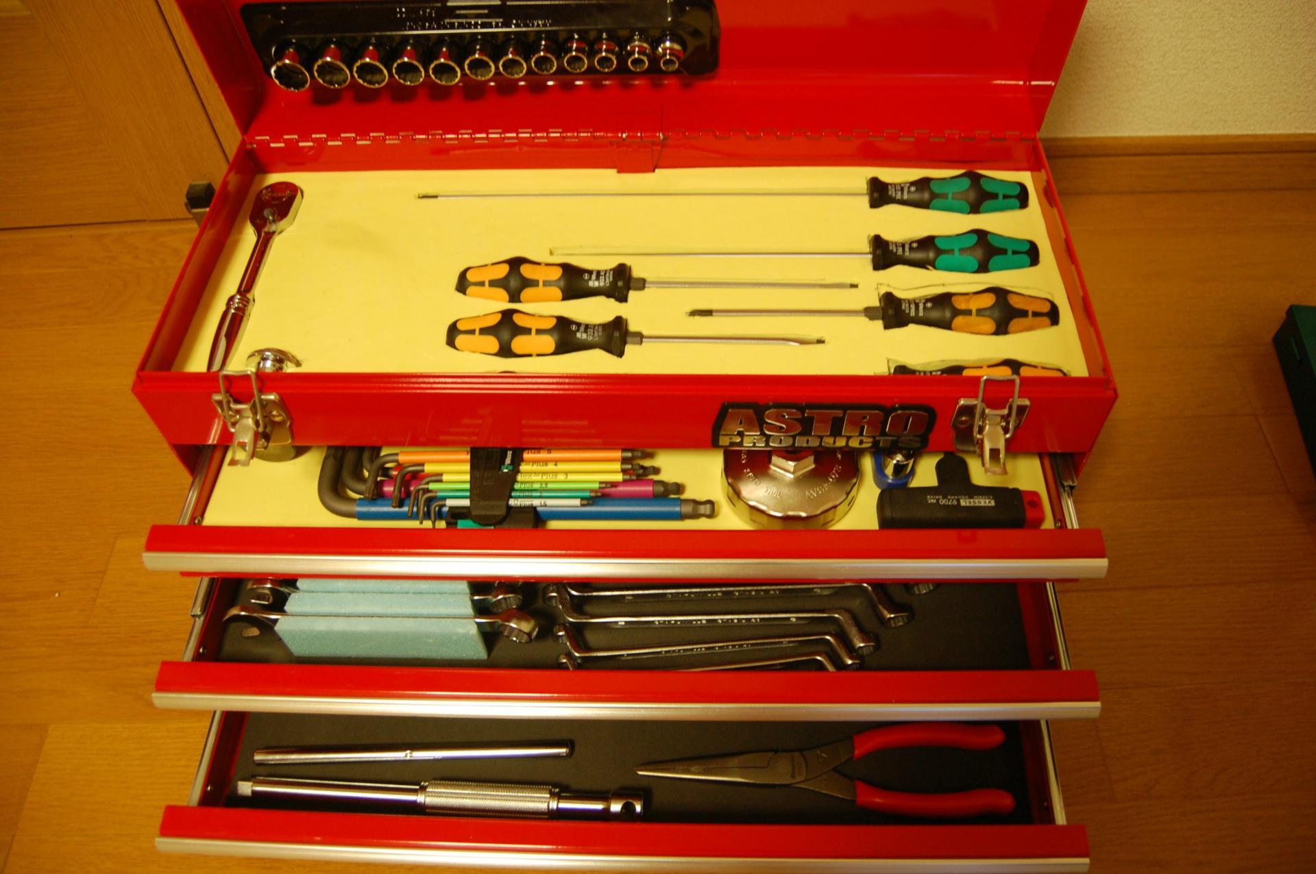 工具箱整理