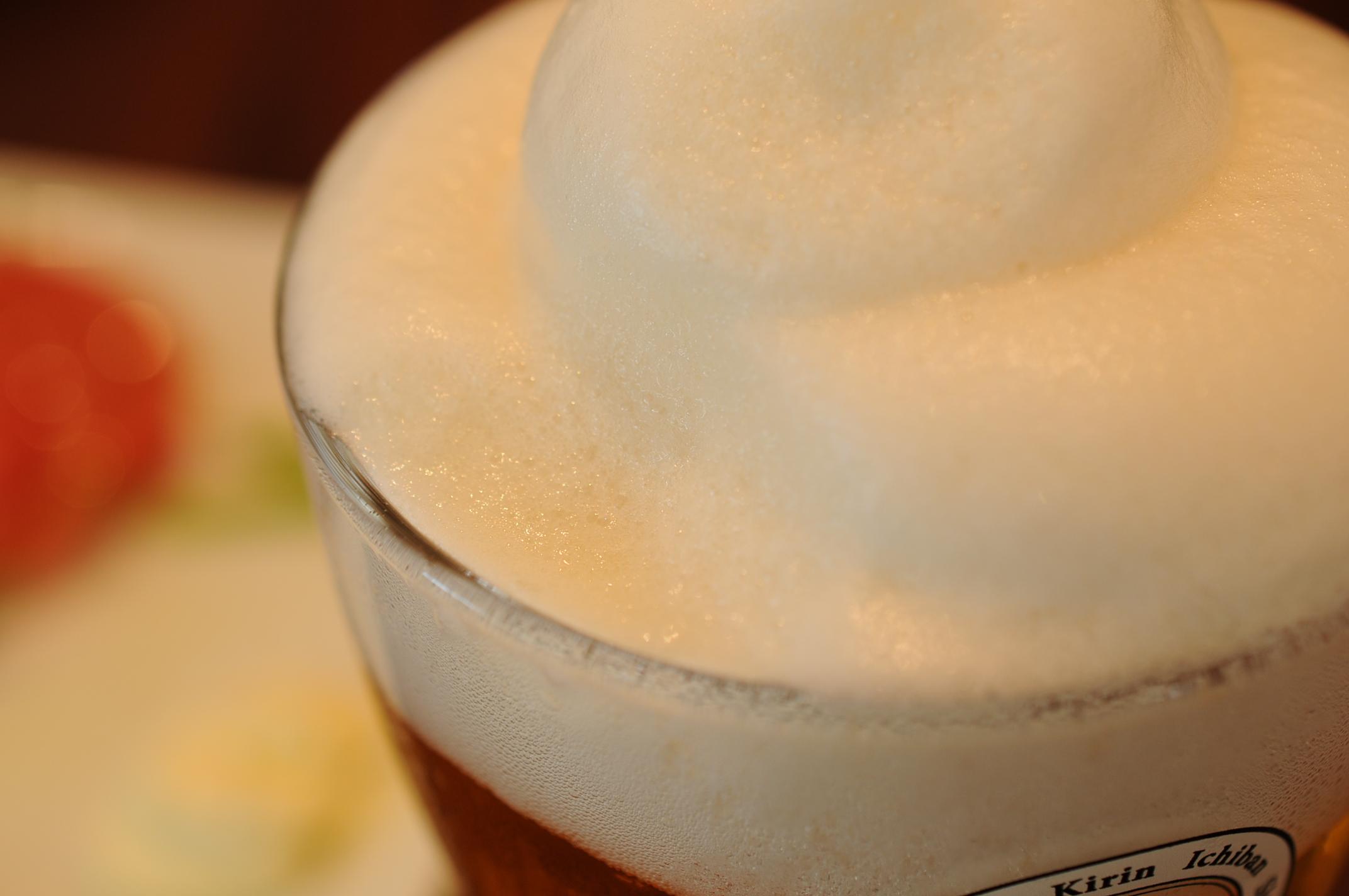 ビールの美味しい季節が終わってしまったので
