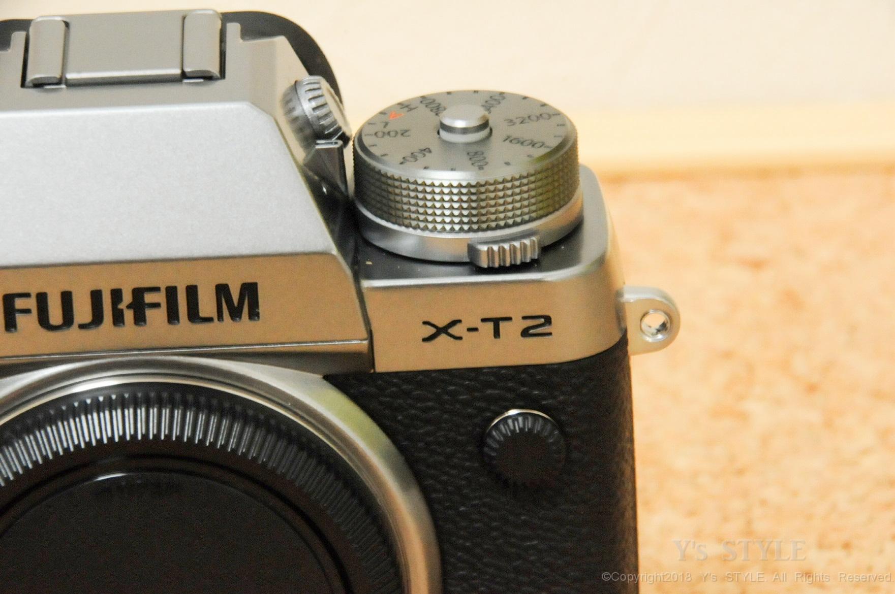 FUJIFILM XT-2 Graphite Silver Edition