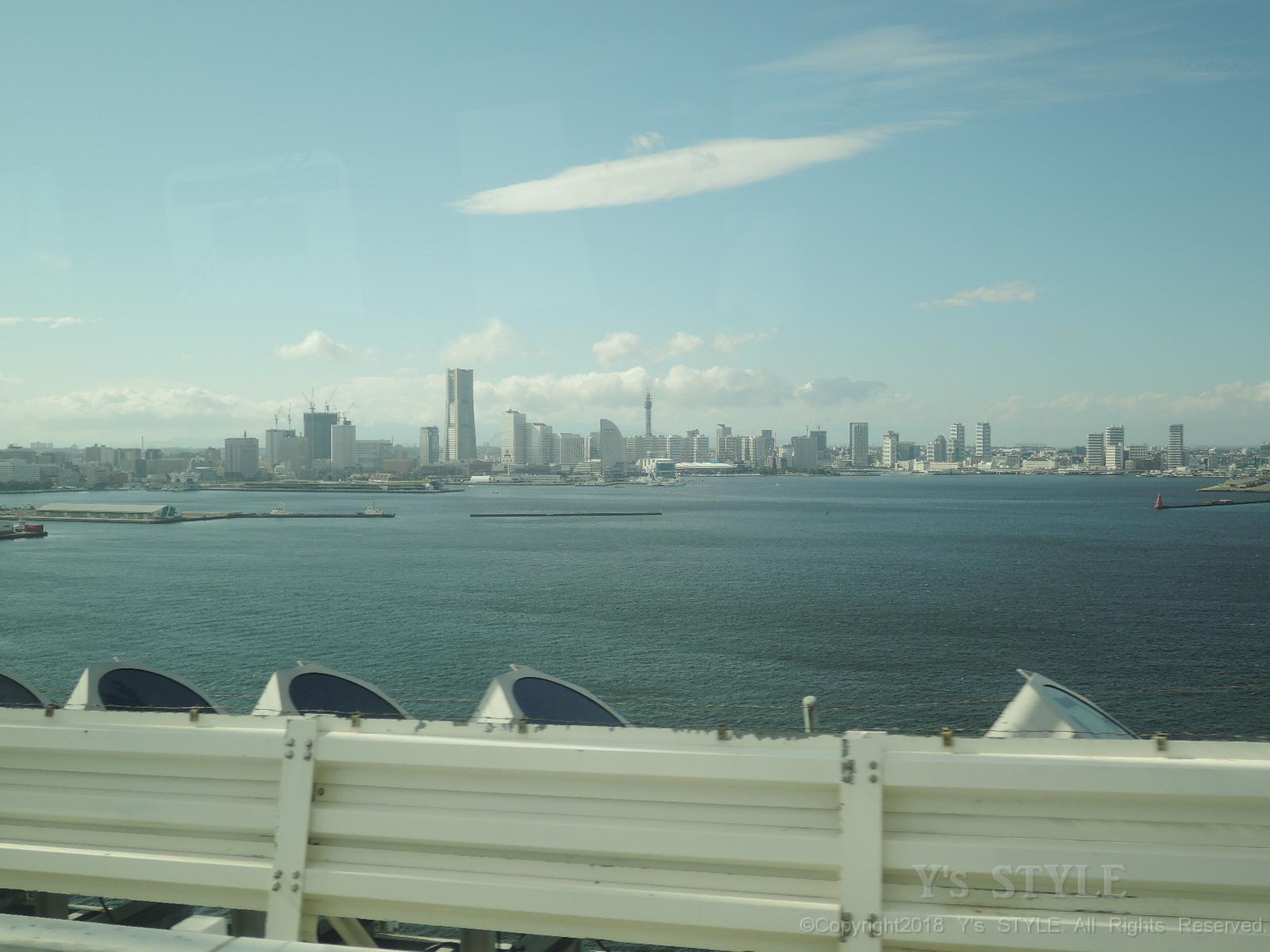 ANAの飛行機で広島に出張に行ってきました