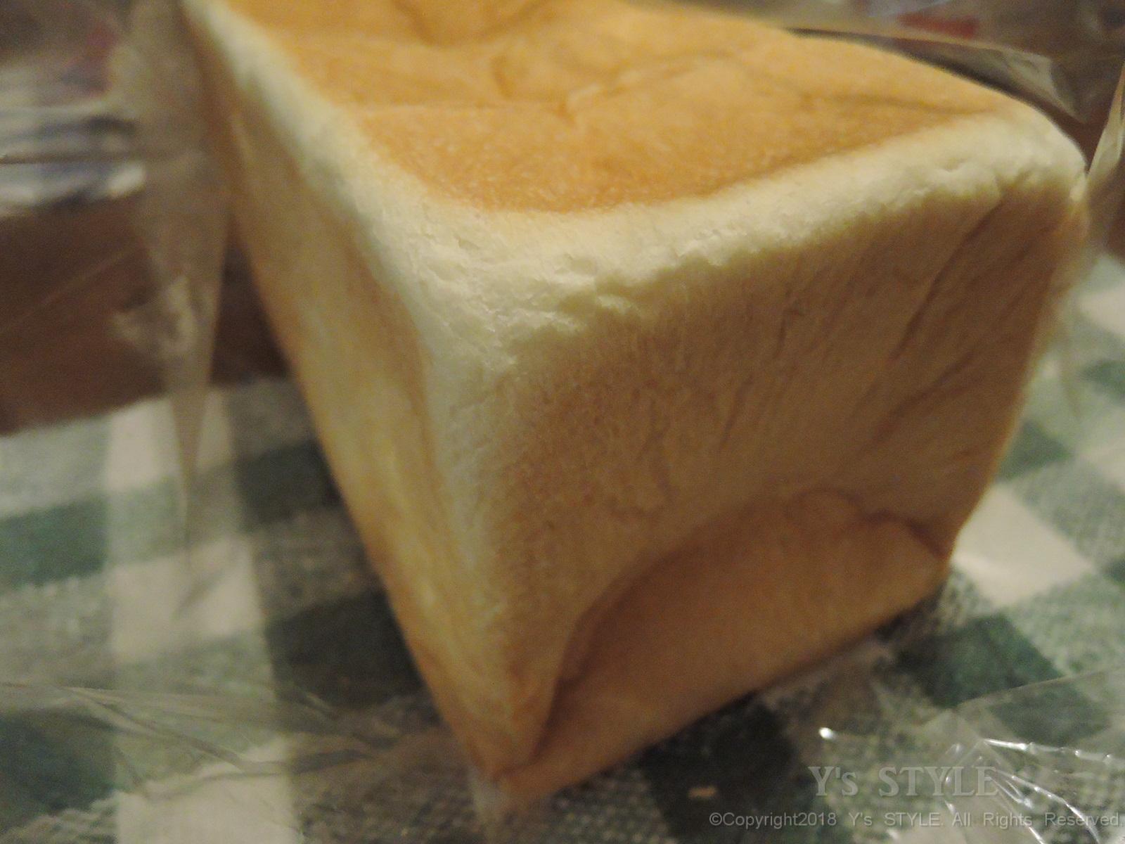 高級パン 乃が美