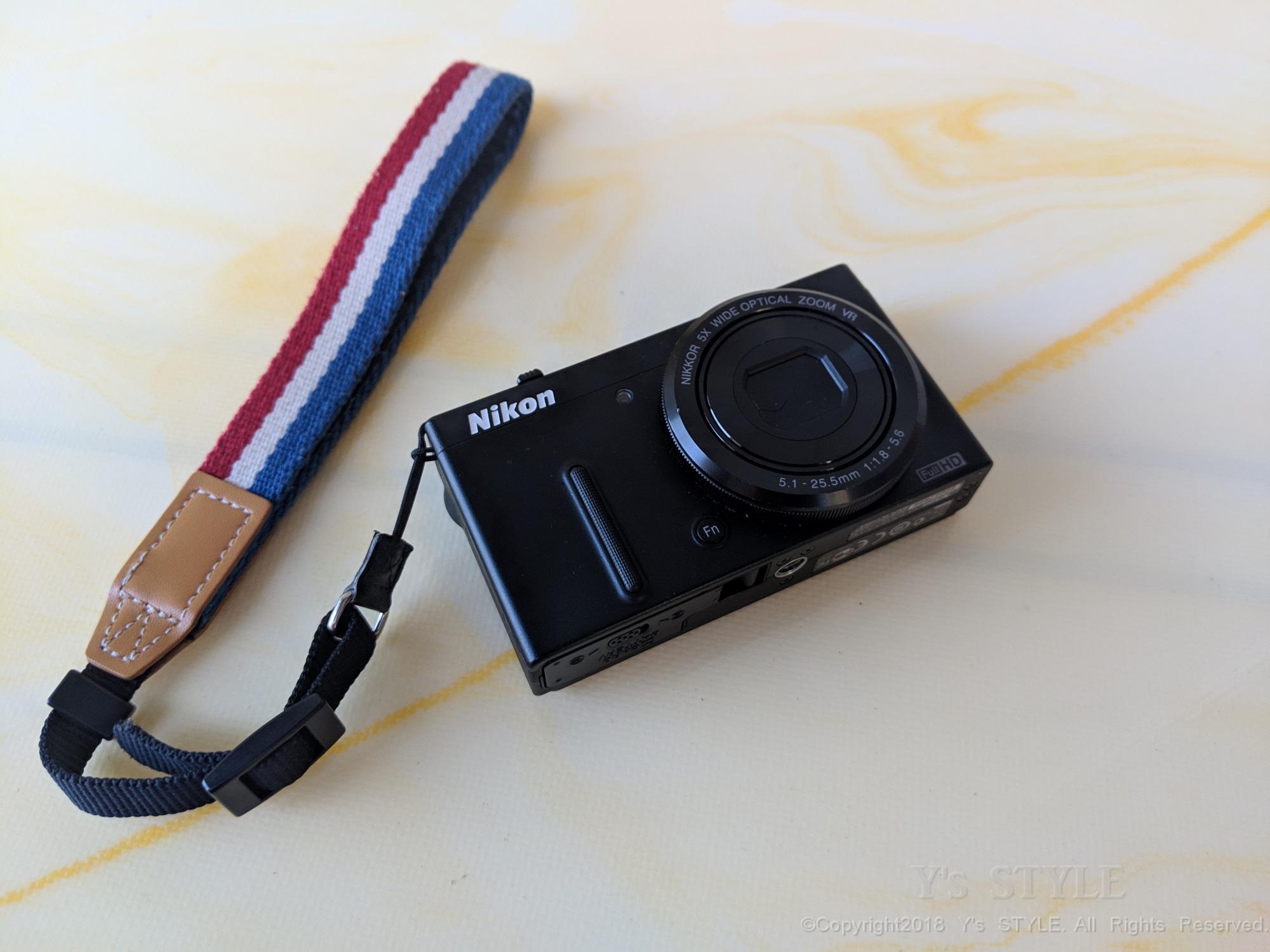 ブログとカメラP330